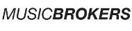 Music Brokers logo