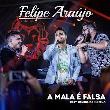 Capa-A Mala É Falsa (feat. Henrique & Juliano)
