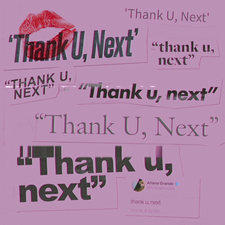 Capa-Thank U, Next