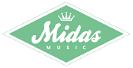 logo midas music